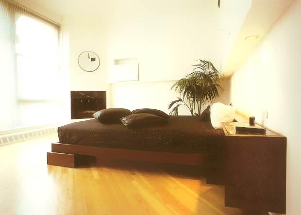 Budget Makeover Low Bedroom