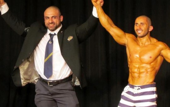 IFBB National Championships 2014