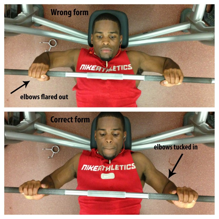 How To Increase Your Strength Part 3 A The Bench Press Technique Mirror Friendly