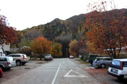 Autumn colours in Arrowtown, South Island