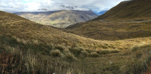 Typical landscape, South Island