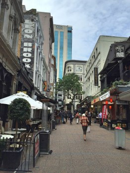 Downtown Auckland, North Island