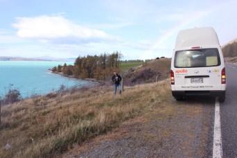Picture perfect, Lake Pukaki, South Island