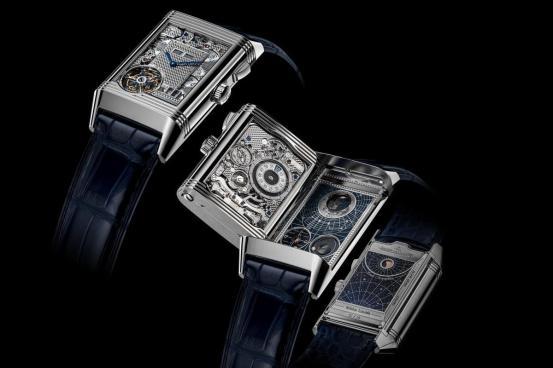 [Nuevo reloj 2021]时钟向各个方向开放! 积家(Jaeger-LeCoultre)推出历史上第一枚四面腕表,Reverso Calibre 185 Quadriptyque