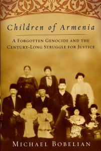 Bobelian-Children of Armenia cover