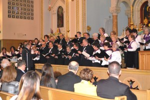 The Erevan Chorale with Konstantin Petrossian conducting