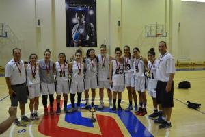 LAChamps Los Angeles women's basketball team 6th Pan Armenian Games champions
