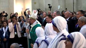 Pope Francis in Azerbaijan