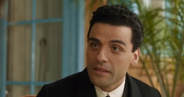 """Oscar Isaac in a scene from """"The Promise"""""""