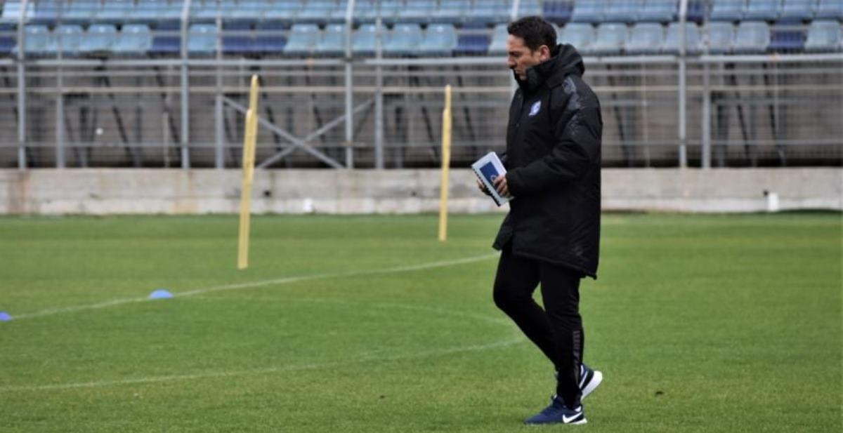 """Ν. Παπαδόπουλος: """"Μπορούμε να τα καταφέρουμε, έχω σε εκτίμηση τον Βοσνιάδη"""""""