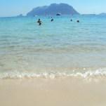 Spiaggia di Porto Istana e Isola di Tavolara