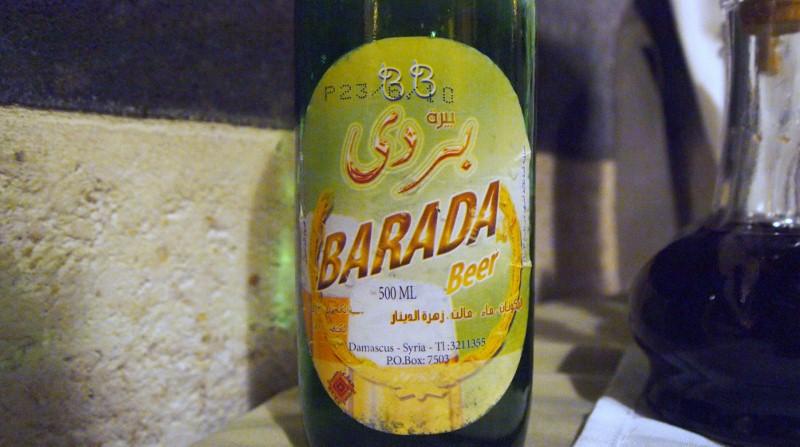 Siria - Syria - Damasco - Damascus - Barada - Beer - onmysilkroad.com - P7158803