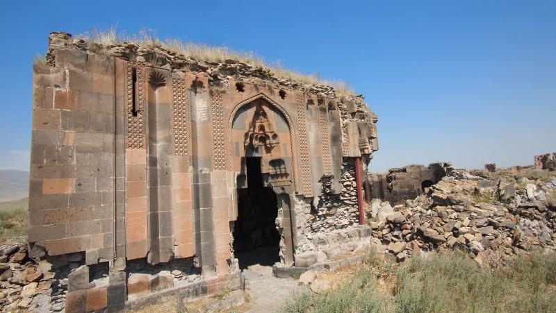 Ani, Kars, Turquía, Turkey, caravanseray, caravansaire, silk road, ruta seda, silk route