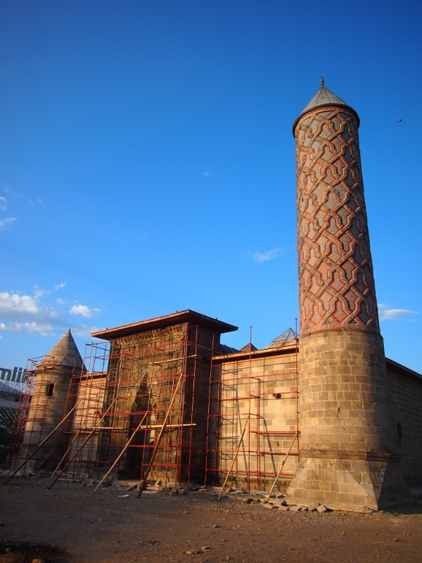 Erzurum, Turquía, Turkey, Seljuk