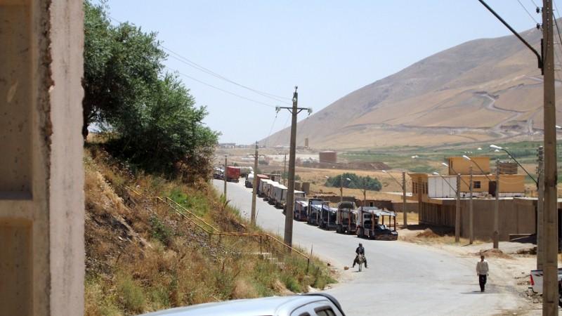 Iraq, Irak, kudistan, iran border, fromtera iraní