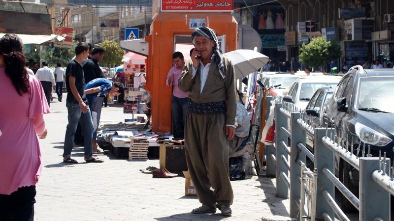Iraq, Irak, kudistan, man, hombre, vestido, dress