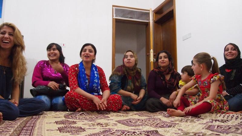 Iraq, Irak, kudistan, traditional dressing, trajes, women, mujer