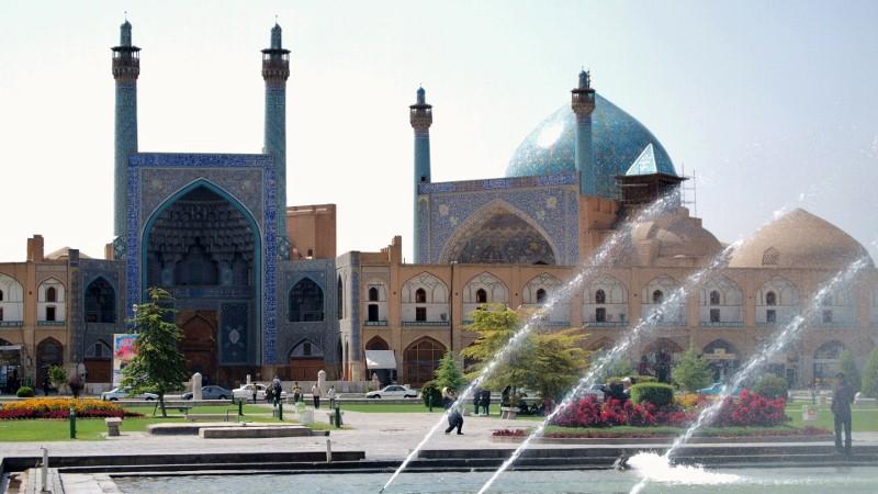 P8301613  Iran, Esfahan, Isfahan