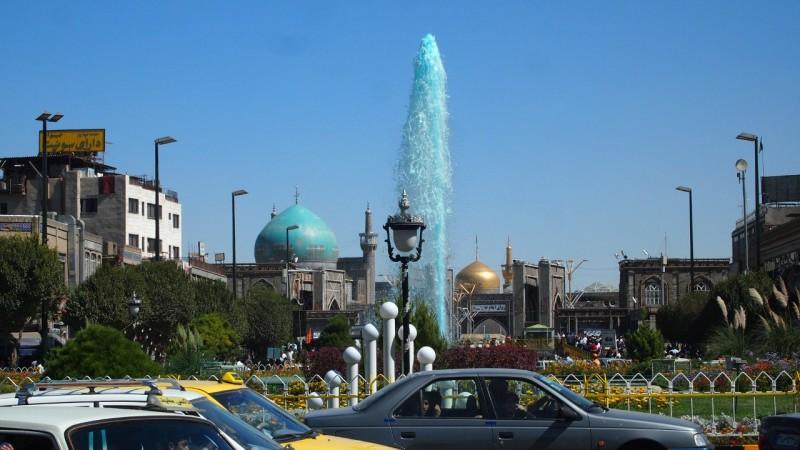 P9132133 Iran, Irán, Mashad, hortera