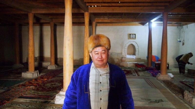 PA164164 Kazakstan, Kazajstan, mosque, mezquita, Taraz