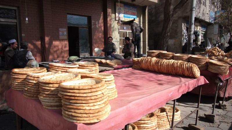 PB085138  Kashgar, Xinjiang, silk road, ruta seda, oasis, Uygur