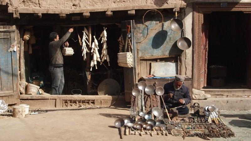 PB105181  Kashgar, Xinjiang, silk road, ruta seda, oasis, Uygur