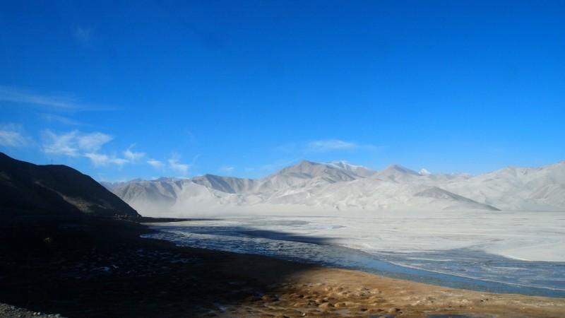 PB115214 China, Karakorum, karakul, silk road, ruta seda