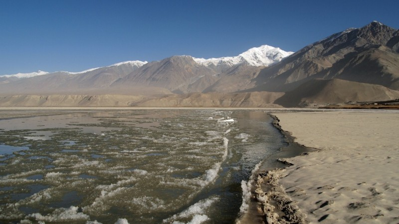 PB115218 China, Karakorum, karakul, silk road, ruta seda