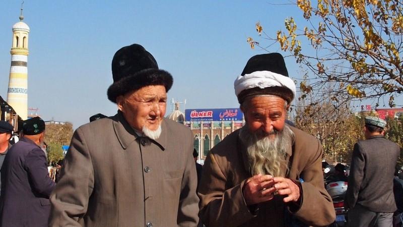 PB125412  Kashgar, Xinjiang, silk road, ruta seda, oasis, Uygur