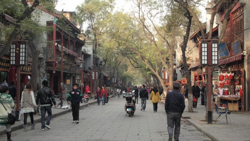 PB236267 China, ruta seda, silk road Xian, Terracota