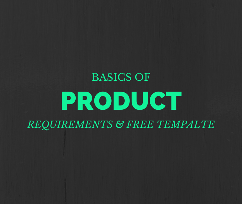 Importance of a product requirements document (PRD)