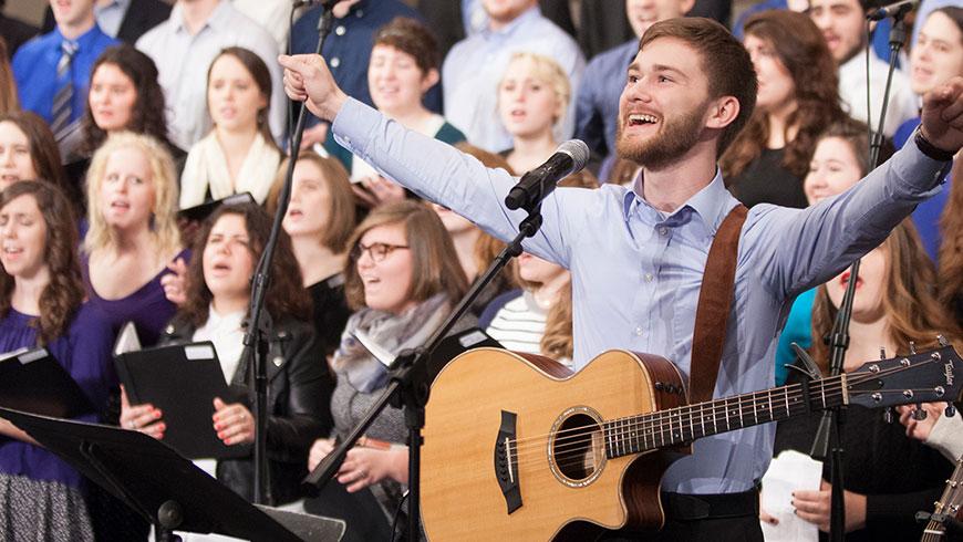 A importância e o arranjo pactual da adoração