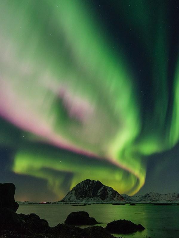 Chia sẻ kinh nghiệm săn Bắc Cực quang tại Na Uy