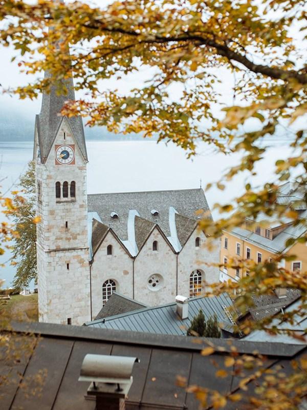 Bỏ túi kinh nghiệm du lịch làng cổ tích Hallstatt (Áo)