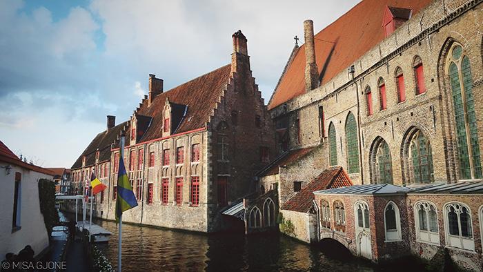 Kinh nghiệm du lịch Bruges 08