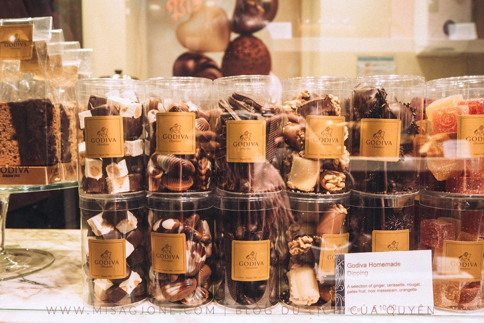 Kinh nghiệm mua chocolate Bỉ thumbnail NEW