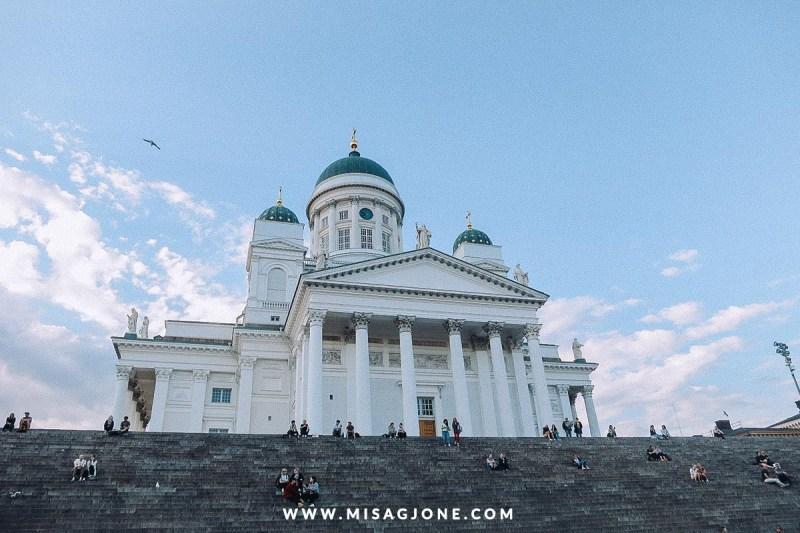 Lịch trình du lịch Phần Lan và Estonia