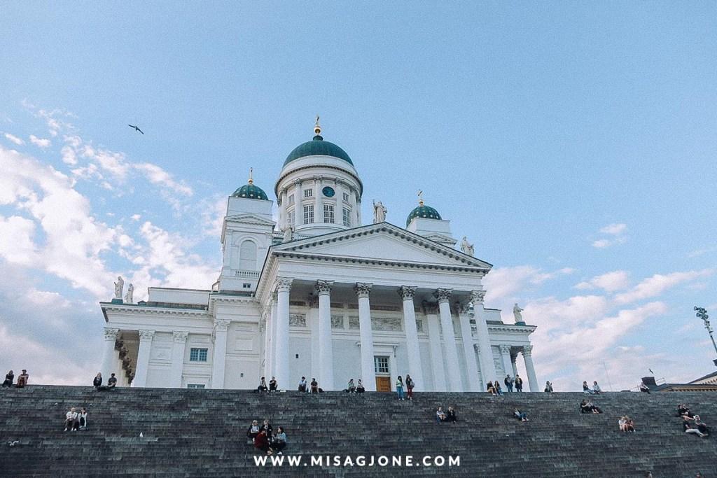 Lịch trình du lịch Phần Lan và Estonia 01