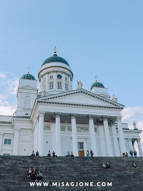 Lịch trình du lịch Phần Lan & Estonia 05 ngày