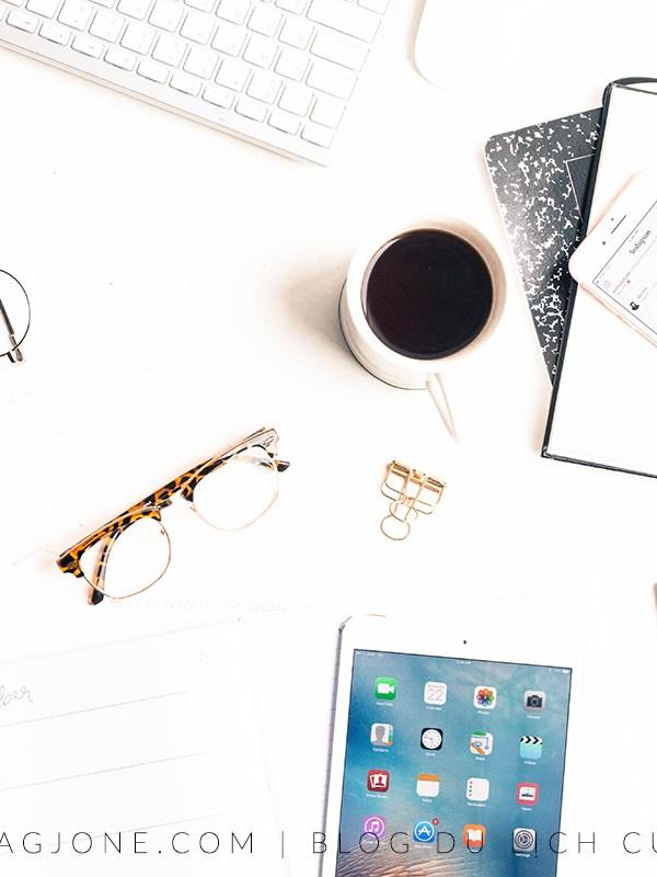 Quyên đã làm gì để tăng traffic cho blog?