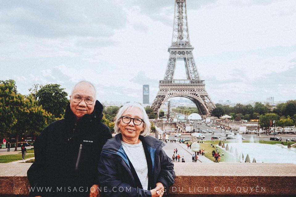 Lịch trình du lịch Paris 2 ngày thumbnail