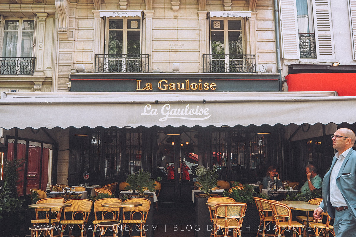 Review nhà hàng La Gauloise thumbnail