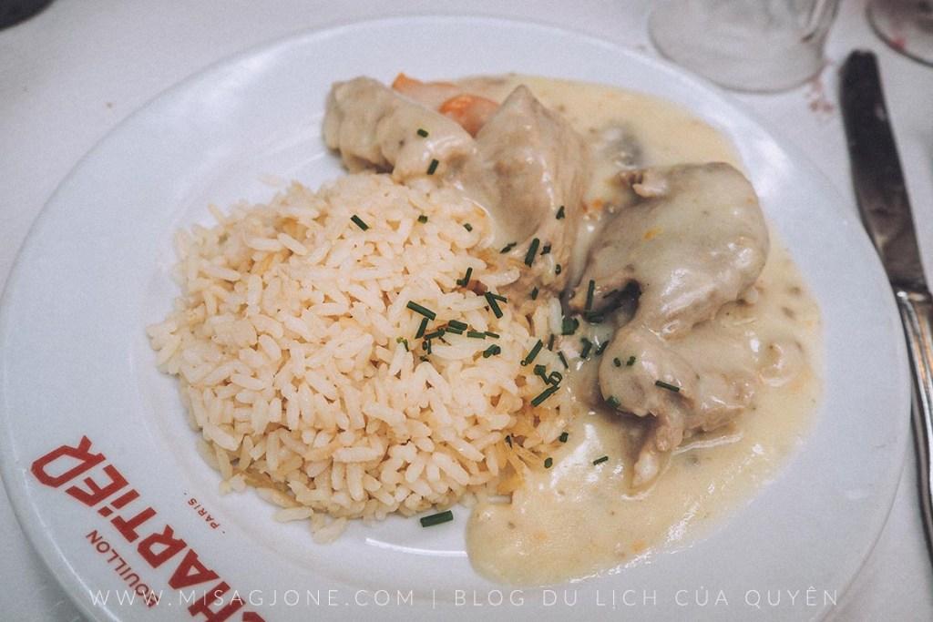 Review nhà hàng Bouillon Chartier 02