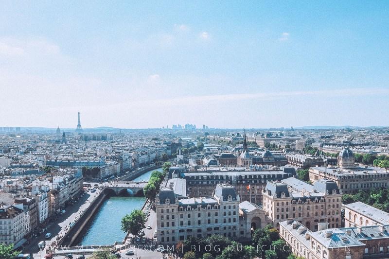 Kinh nghiệm du lịch Paris tự túc