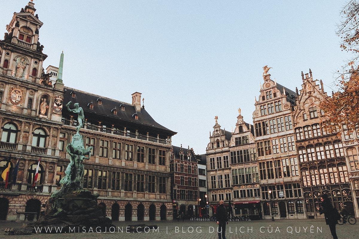 Kinh nghiệm du lịch Antwerp thumb