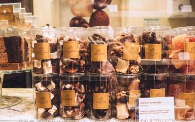 Belgian chocolate thumbnail