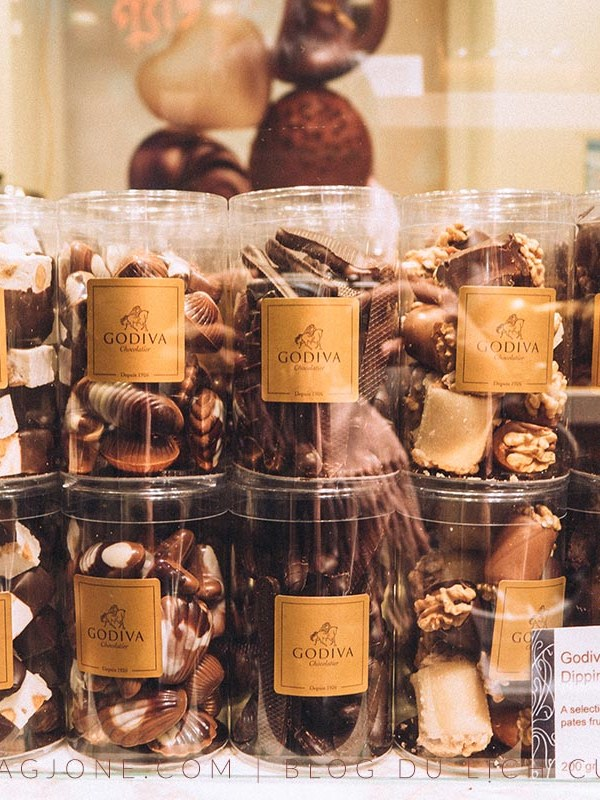 The simplest guide to buying Belgian chocolate