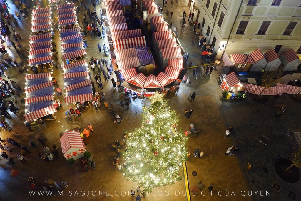 Chợ Giáng Sinh Bratislava 01