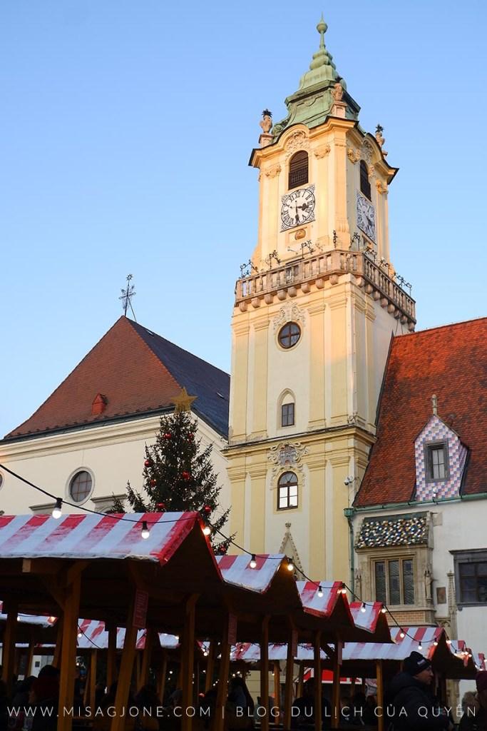 Chợ Giáng Sinh Bratislava 03