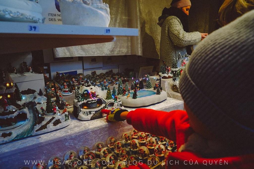 Chợ Giáng Sinh Weihnachsdorf 02